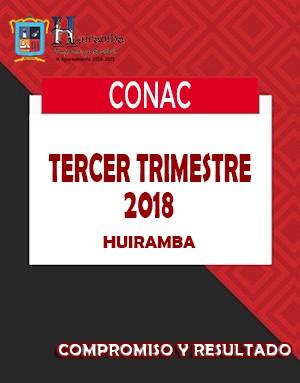 3ER TRIMESTRE 2018