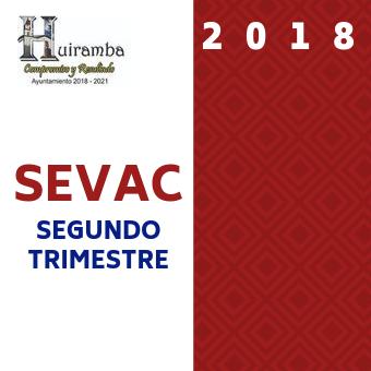 Segundo Trim 2018 sevac