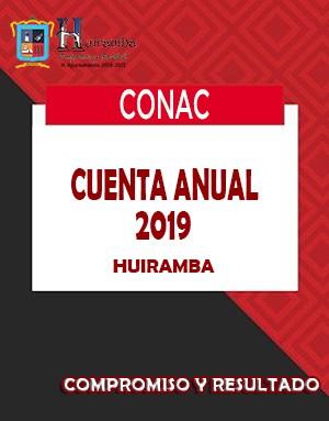 CUENTA ANUAL 2019